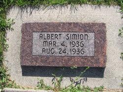 Albert Simion Barker