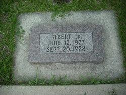 Albert Barker, Jr