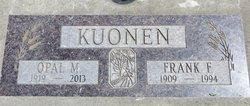 Frank Fredrick Kuonen