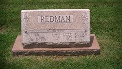 Sarah Eliza <i>Coulter</i> Redman