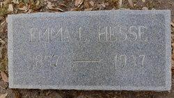 Emma L. <i>Schneider</i> Hesse
