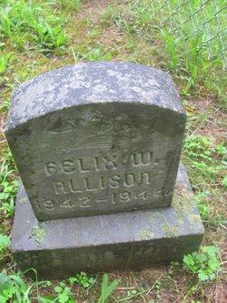 Felix W. Allison