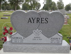 Joseph P Ayres