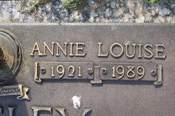 Annie Louise <i>Nicholson</i> Beasley