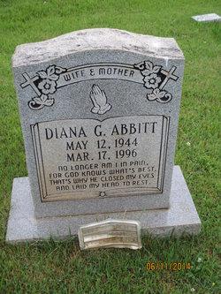 Diana G. Abbitt