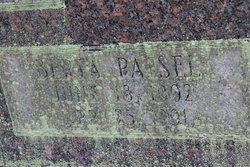 Bertha <i>Patsel</i> Amos