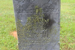 Callie R <i>Kingery</i> Amos