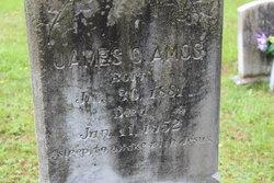 James O Amos