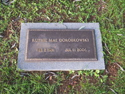 Ruthie Mae Dorobkowski