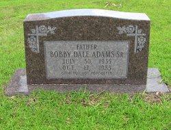 Bobby Dale Adams, Sr