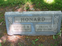 Dorothy Marie <i>Honard</i> Althof