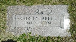 Shirley A Abell