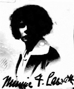 Amanda Drexel Minnie <i>Fell</i> Cassatt