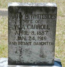 Mary B. <i>Whitesides</i> Carroll