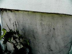 Euphemie <i>Pitre</i> Cheramie