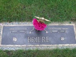 Gertrude F Trudy Briere