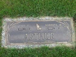 Paul E Arthur