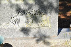 Lizzie <i>Royall</i> Anderson