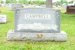 Ava L <i>Detamore</i> Campbell