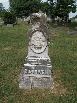 Anne Wheeler Annie <i>Jones</i> Cardwell