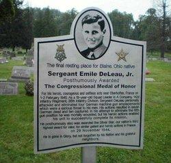 Emile Deleau, Jr