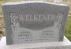 Lena C. <i>Wernli</i> Welkener