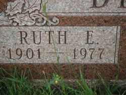 Ruth E. <i>Lane</i> Brown