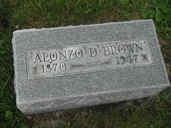 Alonzo Denver Brown