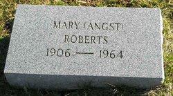Mary <i>Angst</i> Roberts