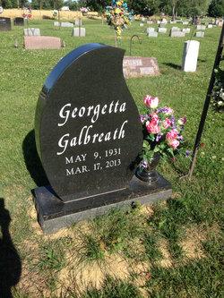 Georgetta <i>Gant</i> Galbreath