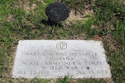 Mary Loraine <i>Wendling</i> Hilsabeck