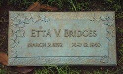Etta Victoria Bridges