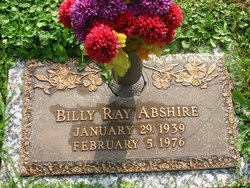 Billy Ray Abshire
