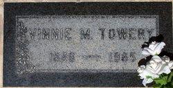 Vinnie May <i>Garman</i> Towery