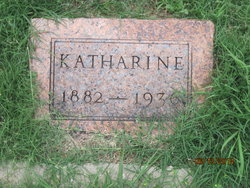 Katherine Christine <i>Harms</i> Janssen