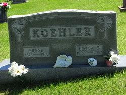 Leona C. <i>Hoeller</i> Koehler