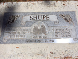 Clarence Guy Shupe