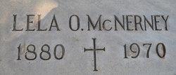 Lela <i>O'Roke</i> McNerney