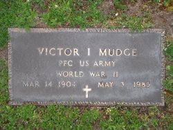 Victor I Mudge