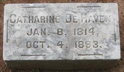 Catharine <i>Detwiler</i> DeHaven