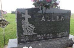 Lenice E. Allen