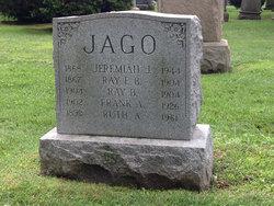 Ray Buchanan Jago
