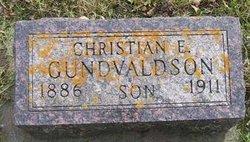 Christian E Gundvaldson