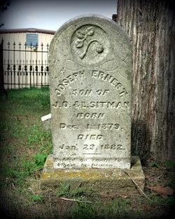 Joseph Ernest Sitman