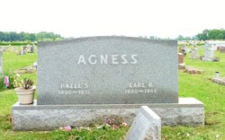 Earl R Agness