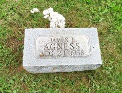 James Edward Agness