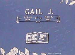Gail <i>Jamison</i> Coker