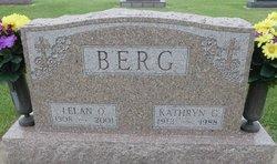 Kathryn Grace <i>Coombs</i> Berg