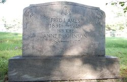 Anne E. <i>Johnson</i> Ames
