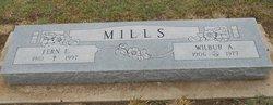 Fern E <i>Shetterly</i> Mills